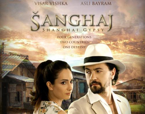 """Asli Bayram – Star des Films """"Shanghai Gypsy"""""""