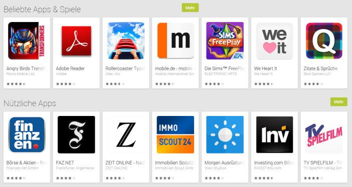 Tausende Apps zu unsicher für Einsatz in Unternehmen