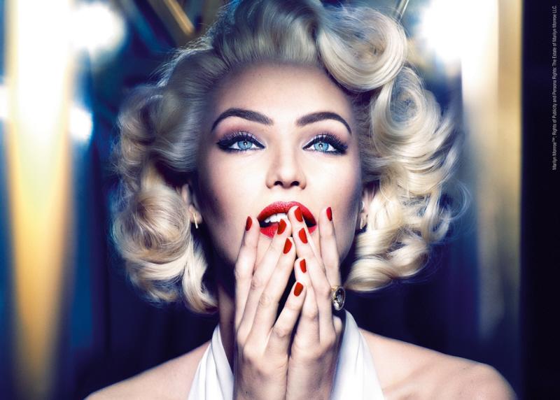 Beauty-Trends inspiriert von Marilyn Monroe