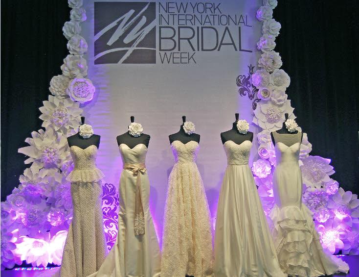 Beauty-Trends 2015 – Bridal Market Week 2015 New York