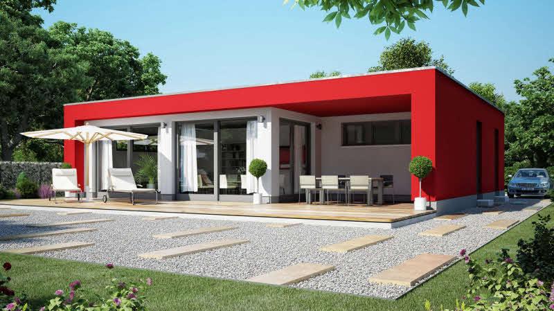 flachdach wohnen mit mehrwert. Black Bedroom Furniture Sets. Home Design Ideas