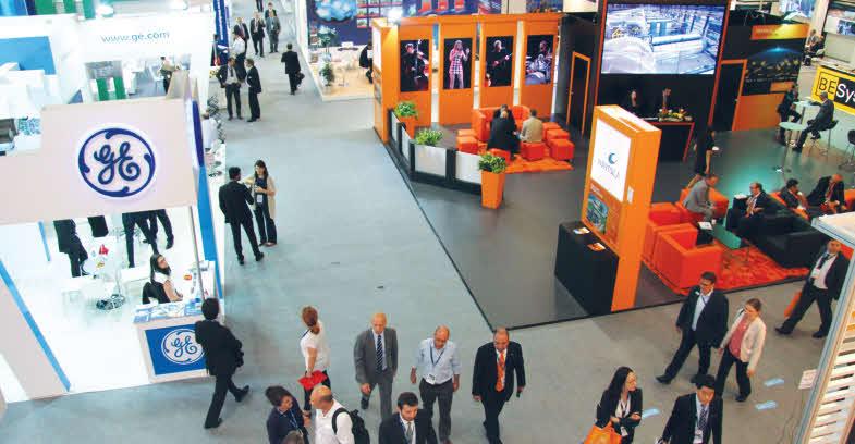 Energie- und Umweltmesse in der Türkei  ICCI 2016
