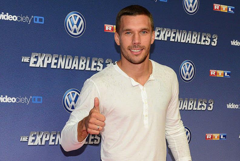 Verlängert Lukas Podolski seinen Vertrag vorzeitig bei Galatasaray Istanbul?