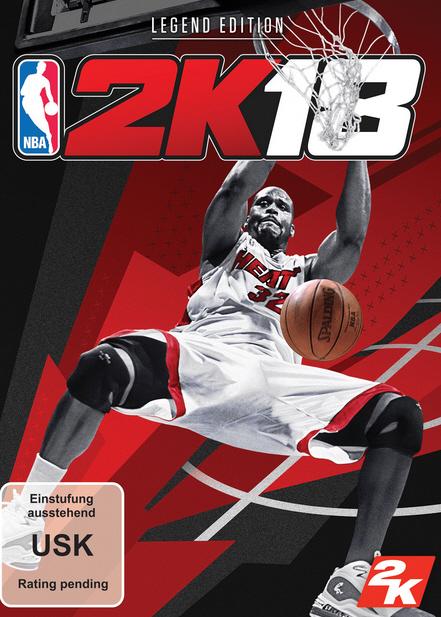 2K18 Legend Edition auf den Court zurück