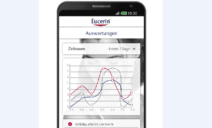 App für besseres Selbstmanagement bei Neurodermitis