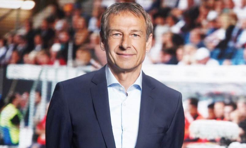 Jürgen Klinsmann ist neuer TV-EXPERTE