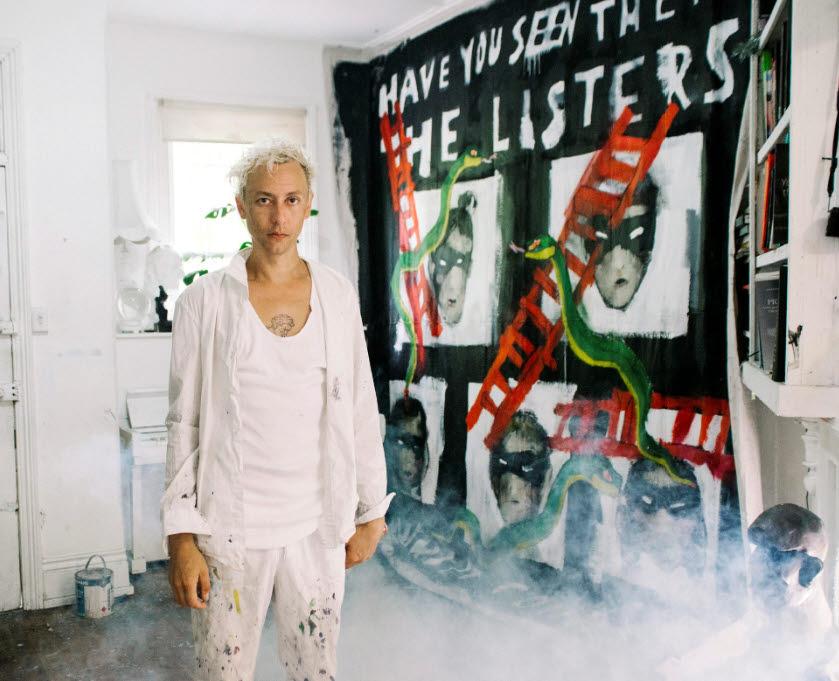 Einer der gefragtesten Künstler weltweit