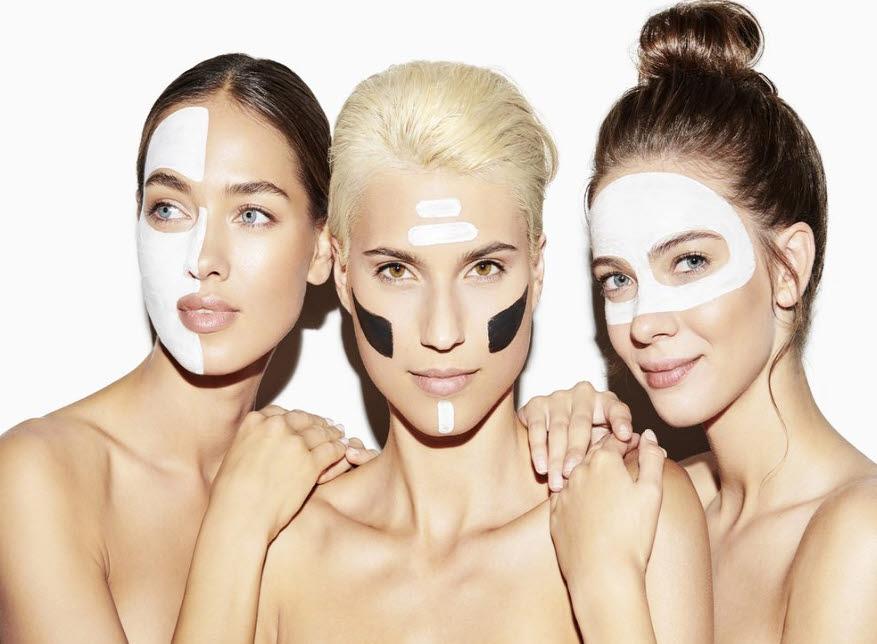 Fabelhafte Gesichtsmaske