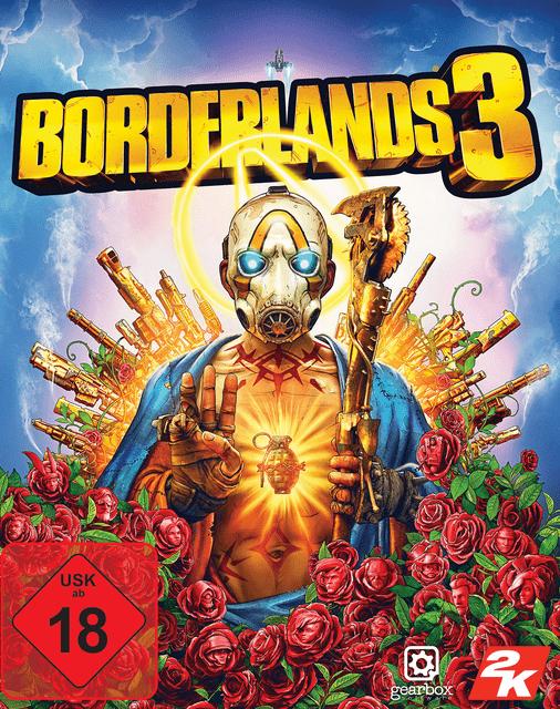 Borderlands® 3 schreibt Wahnsinns-Zahlen