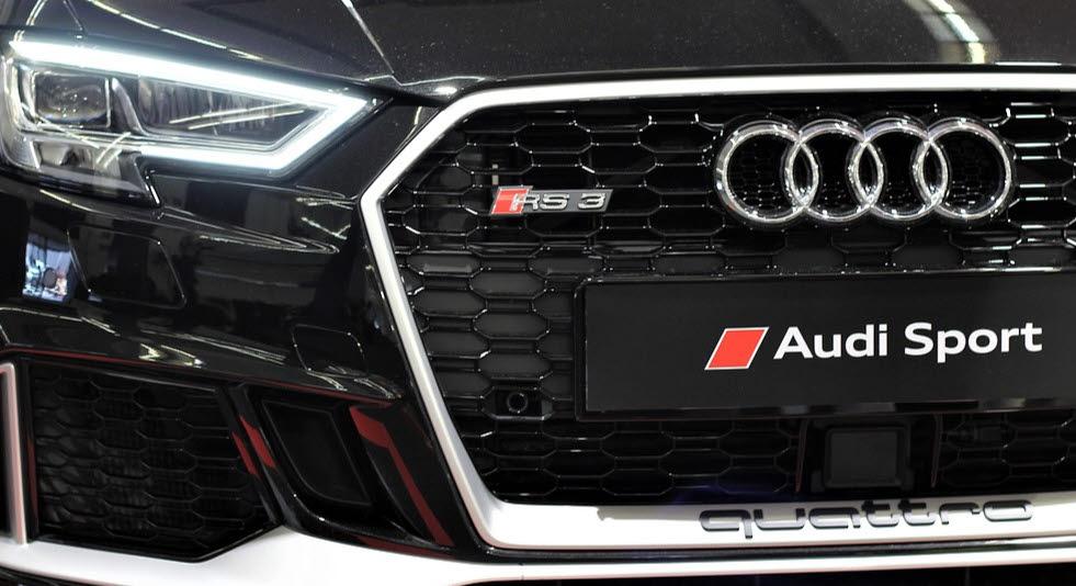 Generation Y: der Audi ist beliebt