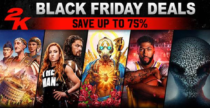 Black Friday Blockbuster-Angebote