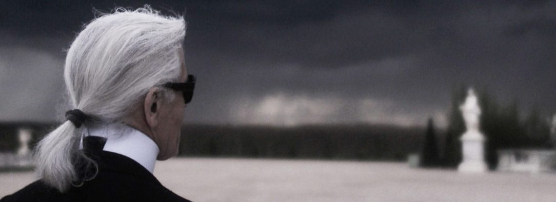 Hommage an Karl Lagerfeld
