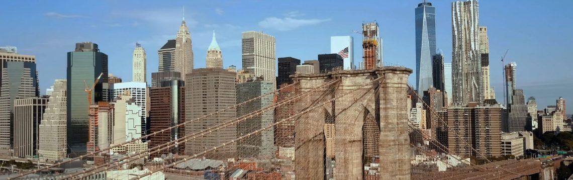 Die Brooklyn Bridge ist ein echtes Wahrzeichen. Foto: TVNOW / Arcadia Content