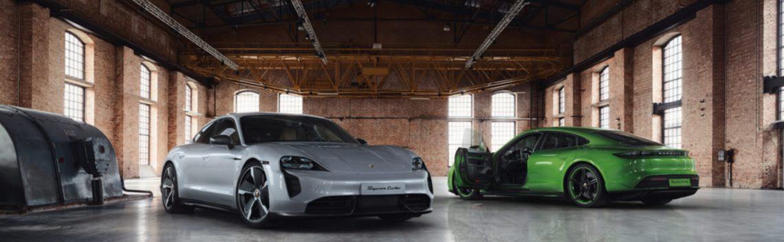 Porsche Exclusive Manufaktur: Taycan