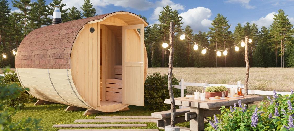 Sauna – ein eigenes Spa zu Hause