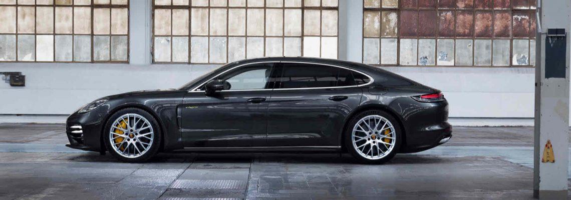 Porsche: Neue Panamera-Modelle mit bis zu 700 PS